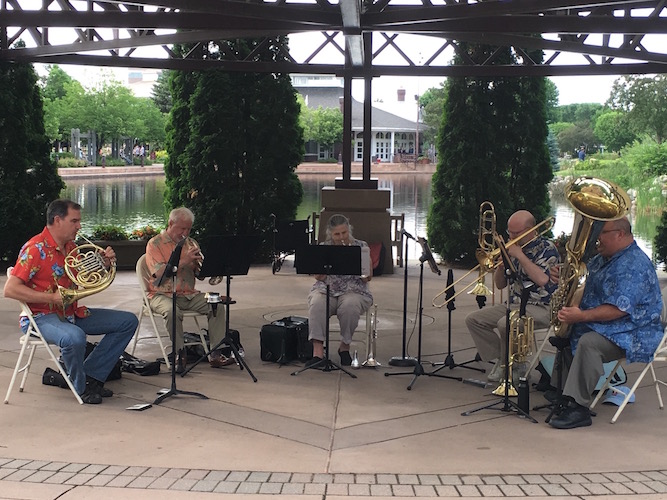 Celebration Brass Quintet